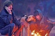 Delhi witnesses increase in temperature, but not much relief from cold