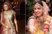 Pictures courtesy: Instagram/aashkagoradia;anushkasharma
