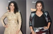 Saina Nehwal to Sania Mirza: Who wore what at Indian Sports Honours