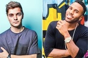 India, are you ready to see Jason Derulo and DJ Martin Garrix perform live?