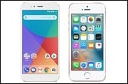 iPhone SE vs Mi A1: Which is the best phone under Rs 20,000
