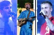 Justin Bieber, Ed Sheeran, The Chainsmokers performed in India in 2017; who came out on top?
