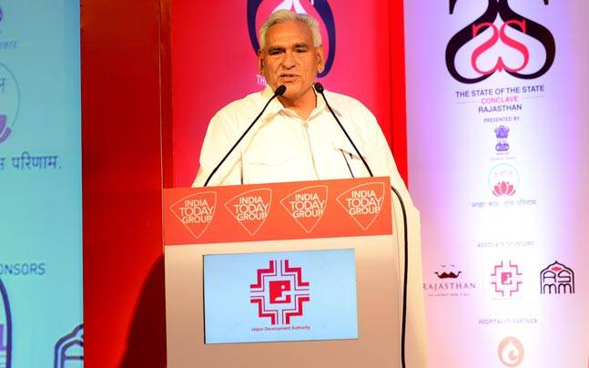 State of state conclave: Rajasthan making progress across fields, says C R Chaudhary
