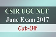CSIR UGC NET June Exam 2017: Official cut-off released at csirhrdg.res.in, check here