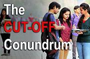 The DU cut-off conundrum: Students give views on high cut-offs, brand value and course vs college
