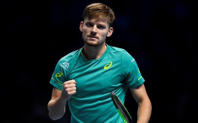 David Goffin aims for Davis Cup glory after sensational ATP