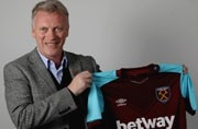 David Moyes appointment a leap of faith by West Ham United owners