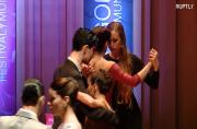 Female duo makes moves against machismo at World Tango Championship
