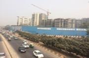 Despite ban, construction in full swing in parts of Delhi