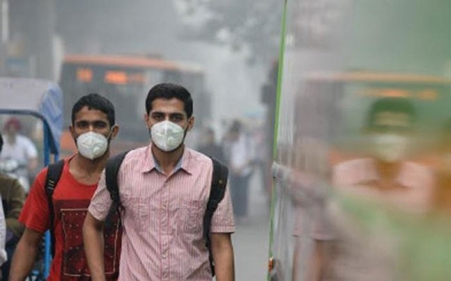 Delhi smog: 100 crore project to combat stubble burning