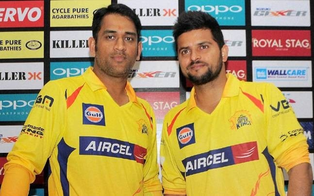 MS Dhoni is the best captain in IPL: Suresh Raina to India ...
