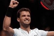 ATP Finals: Grigor Dimitrov thrashes David Goffin to reach semi-finals