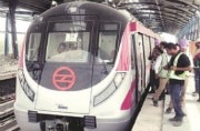 DMRC Magenta Line to be inaugurated by PM Modi on Christmas