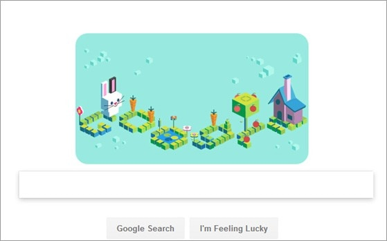 Google celebrates 50 years of kids coding with doodle
