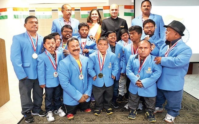 Image result for indian contingent dwarf gold