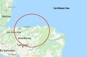 Tsunami alert after magnitude 7.6 earthquake rocks Caribbean Sea north of Honduras