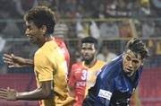 I-League: Willis Plaza's brace helps East Bengal edge past Churchill Brothers in thriller