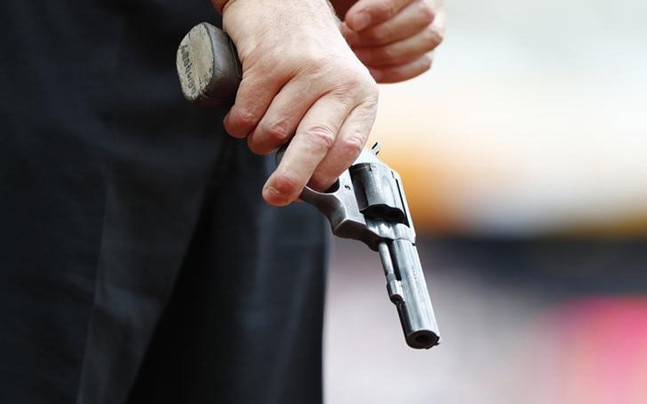 Egypt groom shot in genitals by excited friend