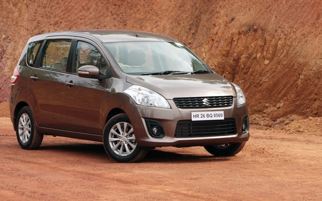 Maruti Suzuki may showcase a pre-production model of the Ertiga at the upcoming Auto Expo in 2018.