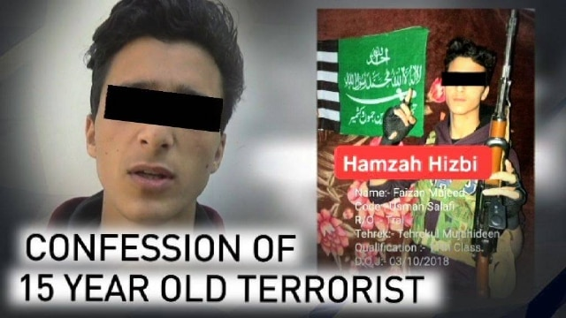 Exclusive: Confession of a 15-Year-Old teen Terrorist says 'It's not Jihad'