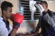 Shattered legs, unbroken dreams! Gazan boxer fights to become champion