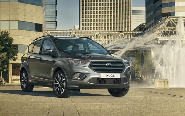 Image Result For Ford Kuga Guard Grey