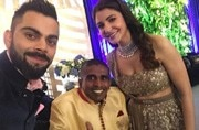 Virat Kohli invites Sri Lanka cricket superfan Gayan Senanayake at Mumbai reception