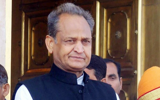 Ashok Gehlot writes to PM Modi asking not to 're-lay' foundation stone
