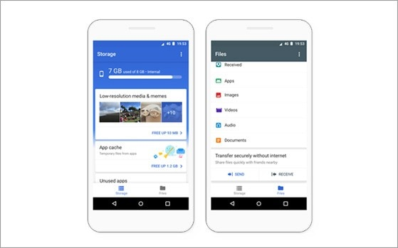 Google launches Files Go app - Technology News