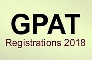 AICTE GPAT 2018: Registration date extended to December 25, apply now