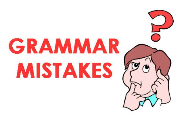 Here's how you can improve your grammar in just a few minutes