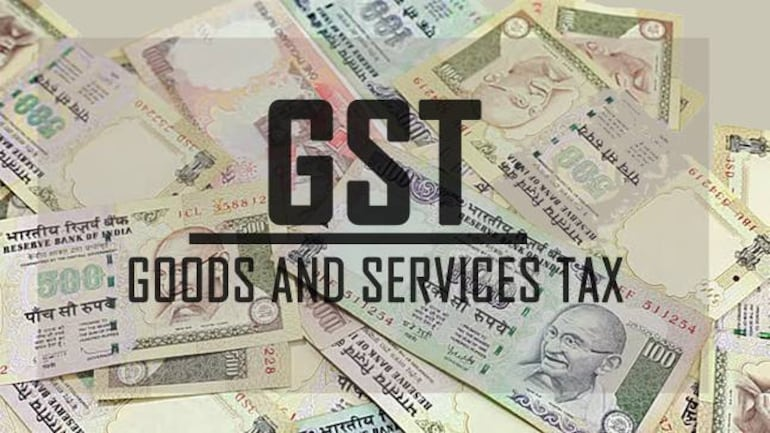 Goods and Services Tax.
