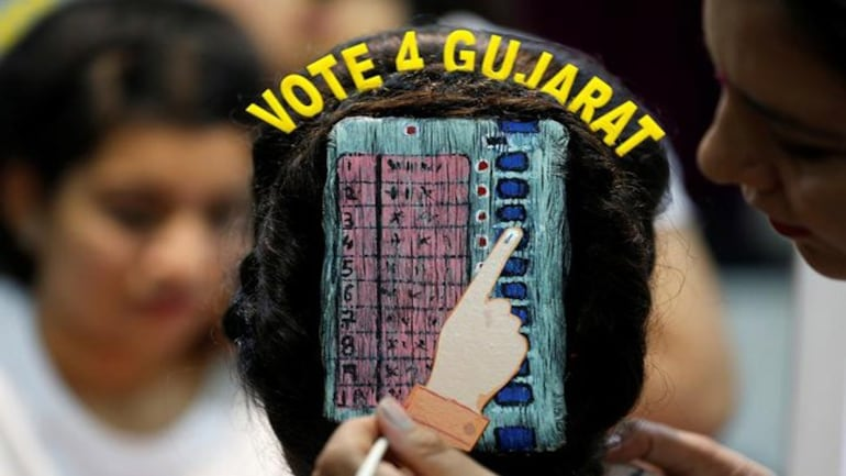 Both BJP and Congress have taken jibes at each other during the Gujarat election campaign.