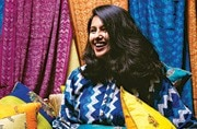 Taking the lead - Hamsini Hariharan is the brain behind the furnishings label Hamsini