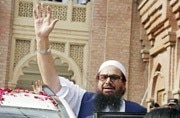 Designated global terrorist Hafiz Saeed