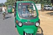 Danteshwari electric auto rickshaws