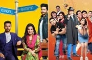 Kundali Bhagya and The Drama Company were both launched this year.