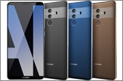 Huawei Mate 10 Pro leaked with Leica dual cameras and bezel-less design