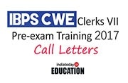 IBPS CWE Clerks VII pre-exam training call letters released at ibps.in: Steps to download