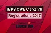 IBPS CWE Clerks VII 2017: Registrations begin at ibps.in