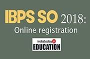 IBPS SO Exam 2018: Register online at ibps.in