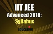 JEE Advanced 2018: IIT Kanpur released syllabus, check here