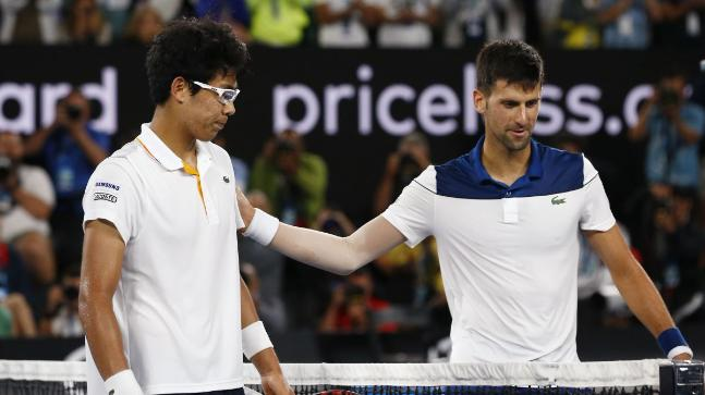 Novak Djokovic denies fronting a money grab after leading a players meeting