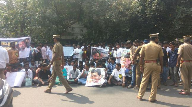 Suriya trolled for his height: Hundreds of fans protest against TV