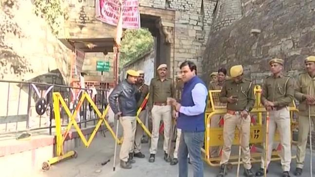 'Padmaavat' row: Haryana BJP media coordinator Surajpal Amu sent to judicial custody till Jan 29