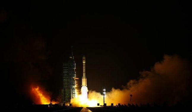 Chinese space station Tiangong-1 carrying highly toxic ...