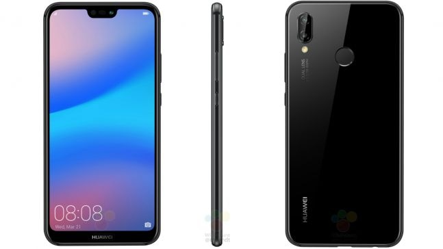 Huawei's P20 Pro has three rear cameras… and a notch