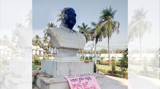 PM Narendra Modi expresses strong disapproval over vandalism of statues