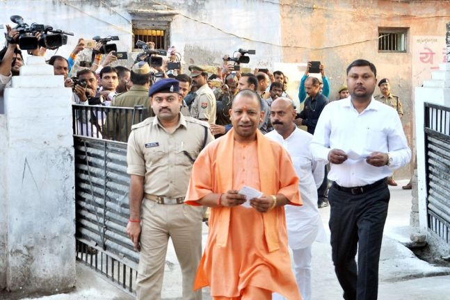 Unexpected bypoll result; BJP paid for its overconfidence, says Yogi Adityanath