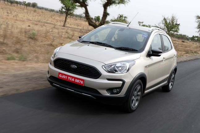 Ford Freestyle launched at Rs. 5.09 lakh